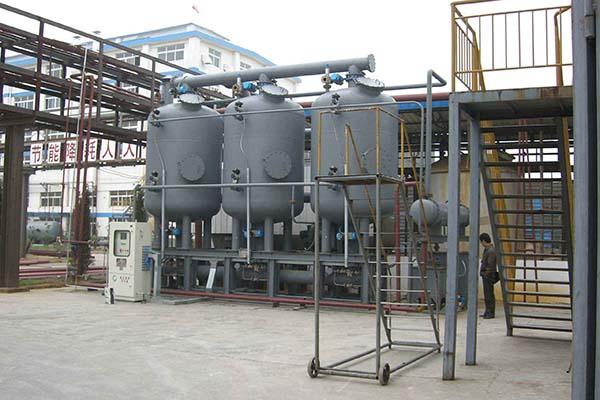 废气回收利用吸附法